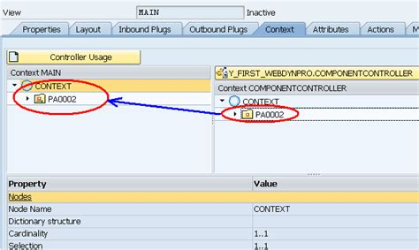 layout web dynpro abap 5 easy steps to create a web dynpro abap application