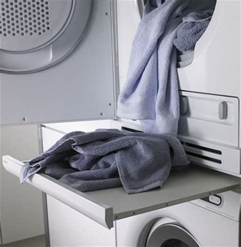 Fold Shelf For Laundry Room by Pull Out Table Between Washer And Dryer To Me This Is A