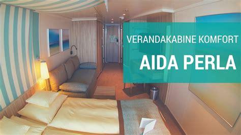 veranda komfort kabine aidaprima aidaperla veranda kabine komfort