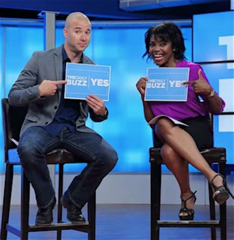 Kia Malone Daily Buzz The Daily Buzz Relaunches In June Fri May 12 2017