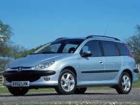 Peugeot 206sw Peugeot 206 Sw 2002 2003 2004 2005 2006 2007