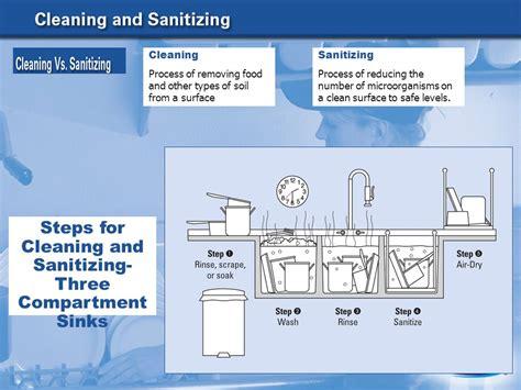 3 compartment sanitizer 3 compartment procedure sinks ideas
