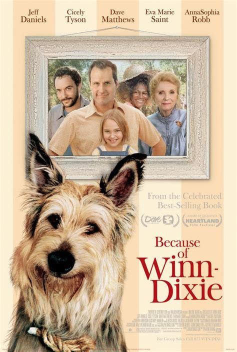 pictures of the book because of winn dixie because of winn dixie movieguide reviews for