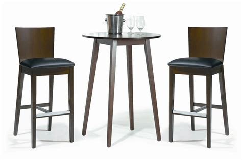 lounge table and chairs furniplanet buy bar table set cafe 401 with 2 chairs