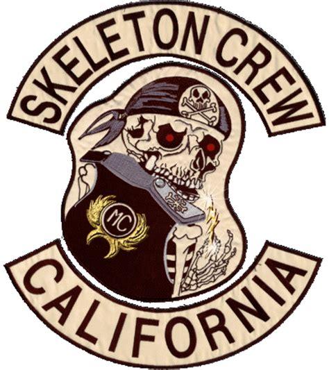 skeleton crew m.c. california