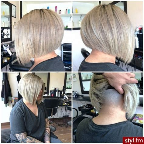 hidden stack haircut 17 best images about ladies short hair on pinterest