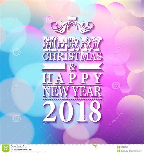 happy new year 2018 printable merry christmas happy 2018 merry christmas and happy new year card or background
