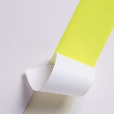 8787 fluorescent lime yellow transfer film davey