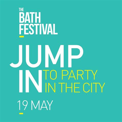 party in the bathroom party in the city programme announcement bath s biggest