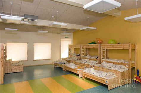 kindergarten nap room photograph by photographer jaak