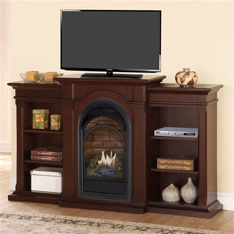 vent free gas fireplace cabinets best gas fireplace reviews 2017 ventless fireplace review