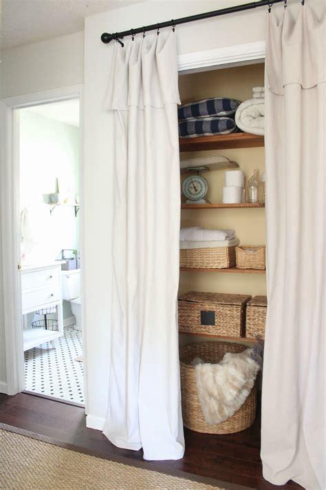 Closet Door Alternative Create A New Look For Your Room With These Closet Door Ideas Closet Doors Closet Door