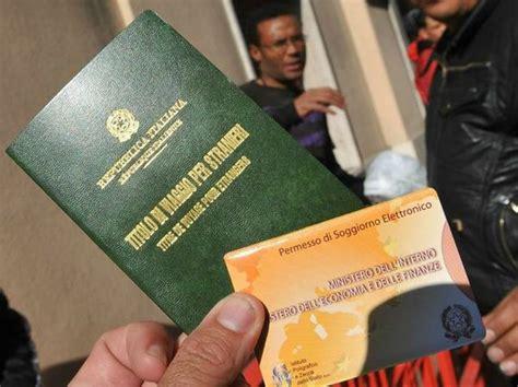 rinnovo permesso di soggiorno extracomunitari novit 224 sui permessi di soggiorno per stranieri in italia