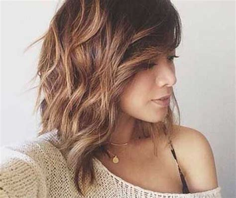 Hairstyles For Wavy Hair by 20 Best Hairstyle For Wavy Hair Hairstyles Haircuts