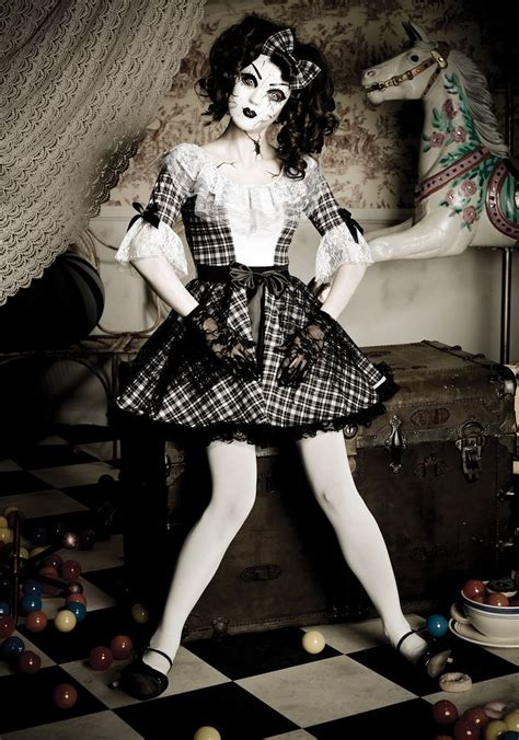 make a porcelain doll costume 32 best images about customes on