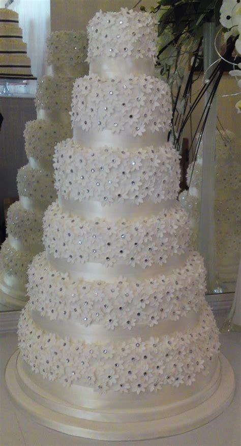 My Cakediamond hill cakes six tier cake