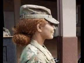 army hair regulations 670 1 csm counseled on appearance following social media firestorm