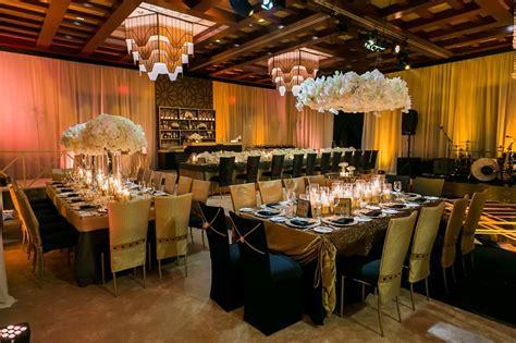 Elena Damy   Luxurious Indian Wedding with Art Deco Theme
