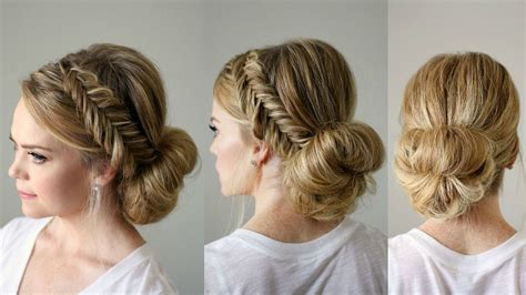 Free Hairstyles by Different Styles To Make Fishtail Braids For