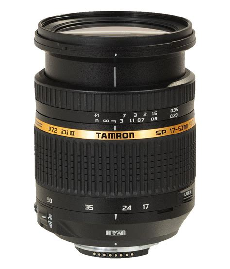 tamron a16 sp af 17 50 mm f 2 8 di ii ld aspherical if