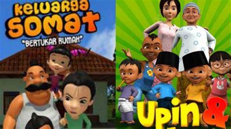 film kartun keluarga rating film animasi keluarga somat kalahkan upin ipin