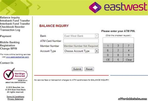 eastwest bank contact number eastwest bank personal loan application form
