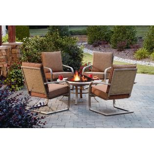 kmart smith patio furniture smith eastwood pit table limited availability outdoor living patio furniture