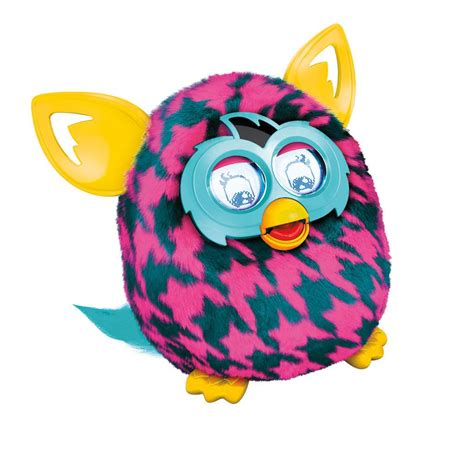 Furby Boom Orange Plush do you want to build a snowman marshmallow treat topper