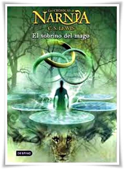sobrino del mago el merci book 250 rese 209 a cr 243 nicas de narnia el sobrino del mago c s lewis