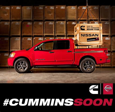 nissan titan turbo is a turbo diesel nissan titan cumminssoon the news wheel