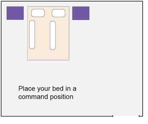feng shui bed position feng shui bedroom tips and guide how to organize your bedroom layout placement