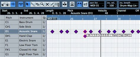 cubase drum pattern editor 新機能 steinberg