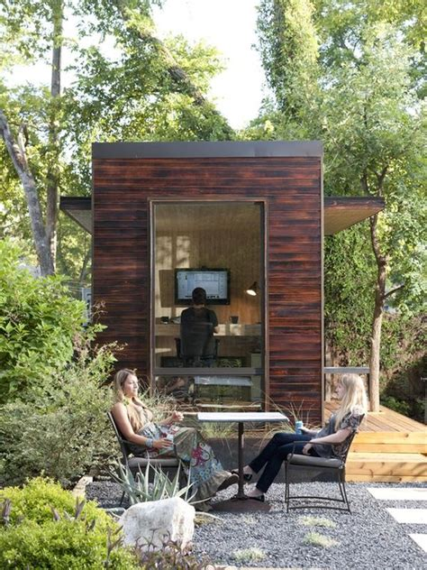 prefabricated outdoor home offices designs