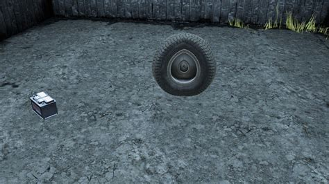 Combine Truck Wheels Dayz Spawns Vehicle Wheels Dayz Tv