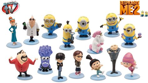 Figure Minion despicable me 2 minion figure blind bags