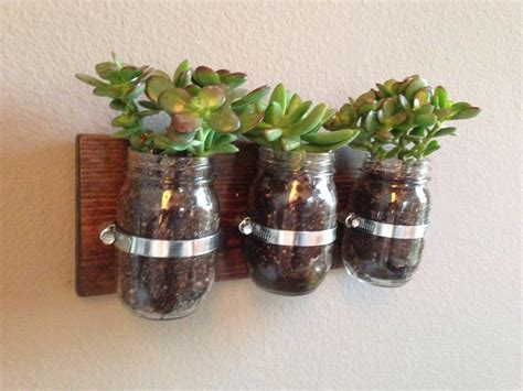 Indoor Succulent Planter by Rustic Jar Succulent Planter Indoor By