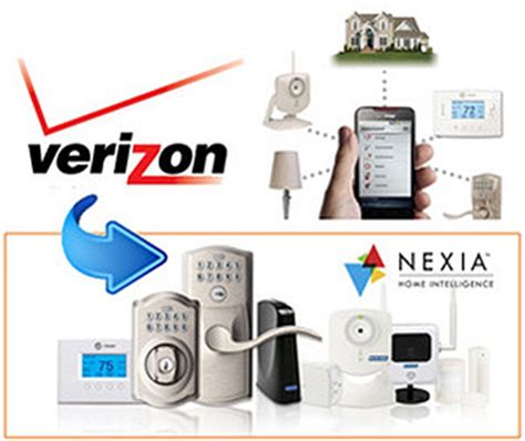 verizon home automation customers to nexia deploys