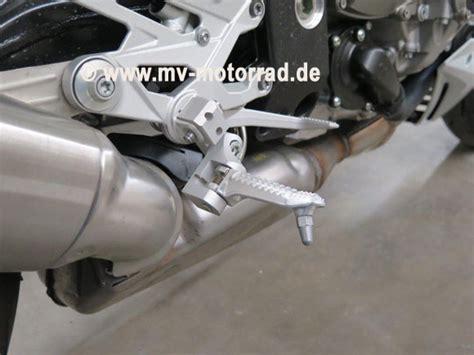 Bmw S1000rr Tieferlegen by Mv Fu 223 Rastentieferlegung Fahrer Verstellbar S1000r Rr