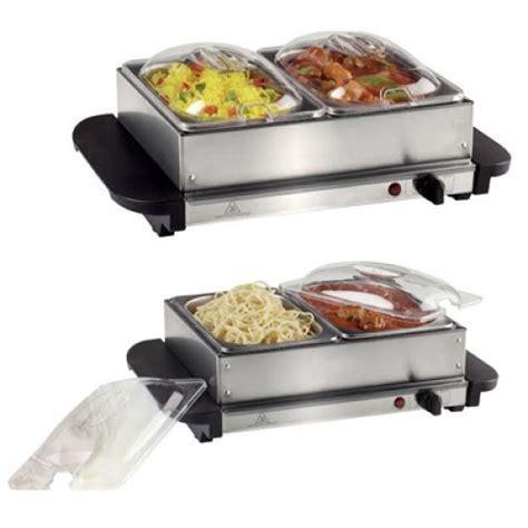 magnum 2 tray buffet food warmer