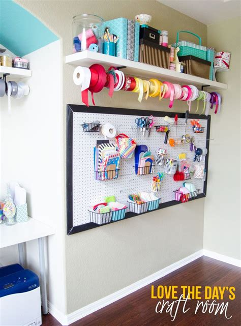 craft room organization tips craft room organization ideas by the day