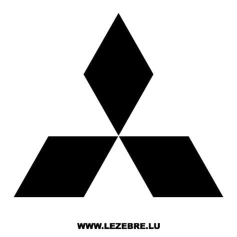 mitsubishi logo png mitsubishi logo decal 2