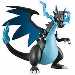 Pokemon Articulated Vinyl Figure Charizard X By Pokémon Gotta Catch
