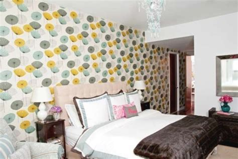 wallpaper dinding bilik tidur murah pemilihan motif wallpaper dinding kamar tidur 17