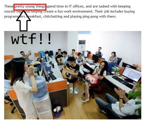 Computer Programmer Work Environment by In China Are Being Hired To Motivate Computer Programmers