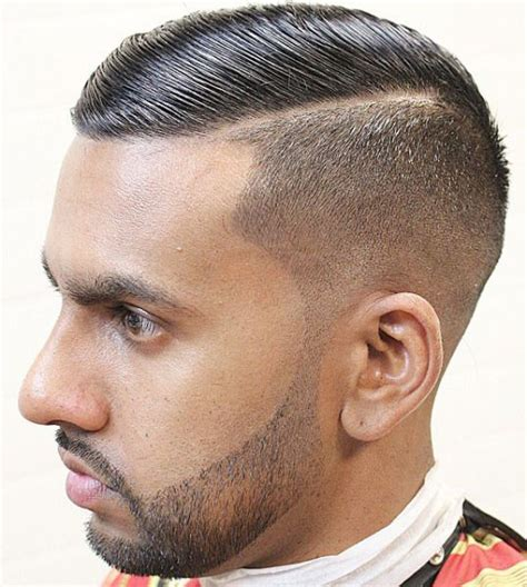 military haircut side part 23 best images about mens short hairstyles on pinterest