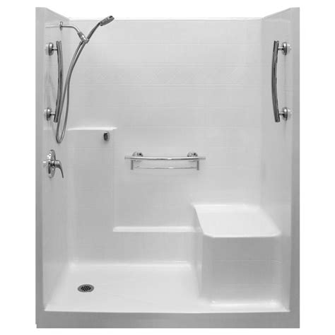 Acrylic Bathtubs For Sale Imperial Sa 60 X 36 One Piece Low Threshold Shower Stall