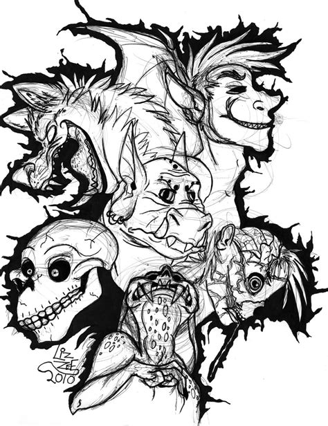 scary monster printable coloring pages quality coloring pages coloring