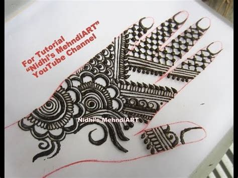 mehndi henna kit tutorial makedes com