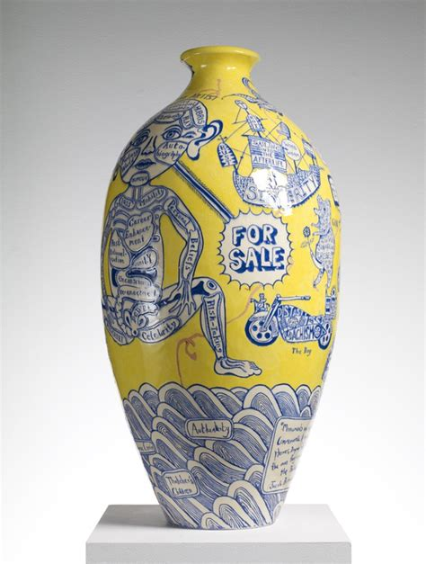 Grayson Perry Vases by Grayson Perry Artists Miro