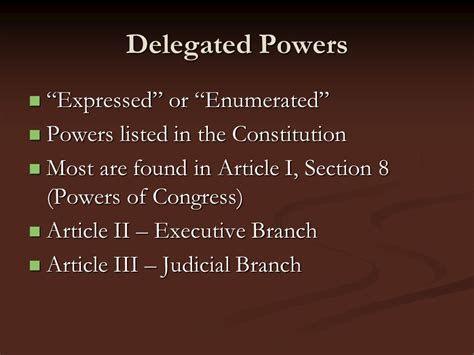 section 8 powers of congress ap u s government politics review ppt video online